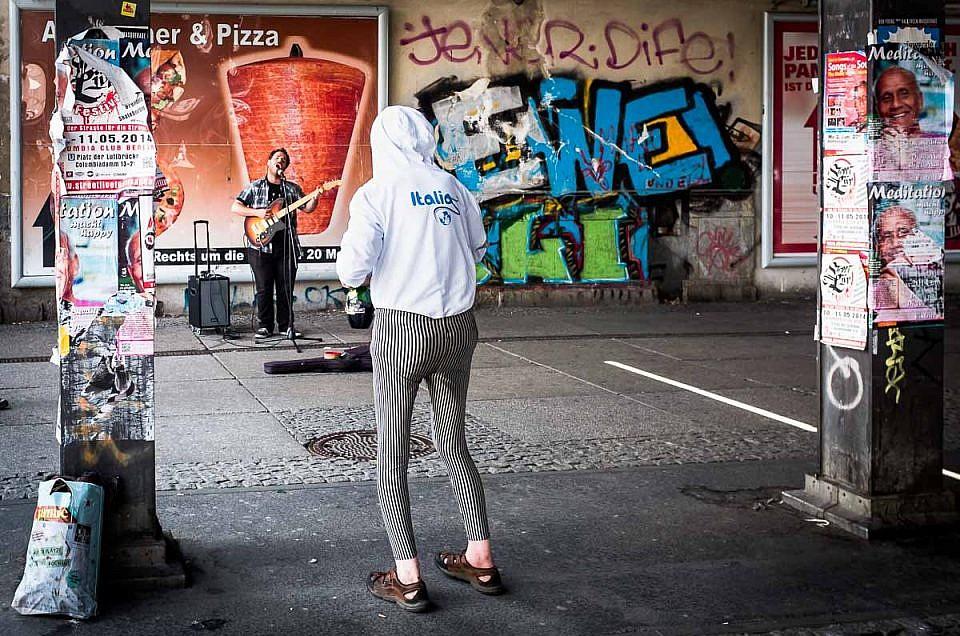 """""""Ein Tag in Berlin"""" Ausstellung at Fotogalerie Friedrichshain"""